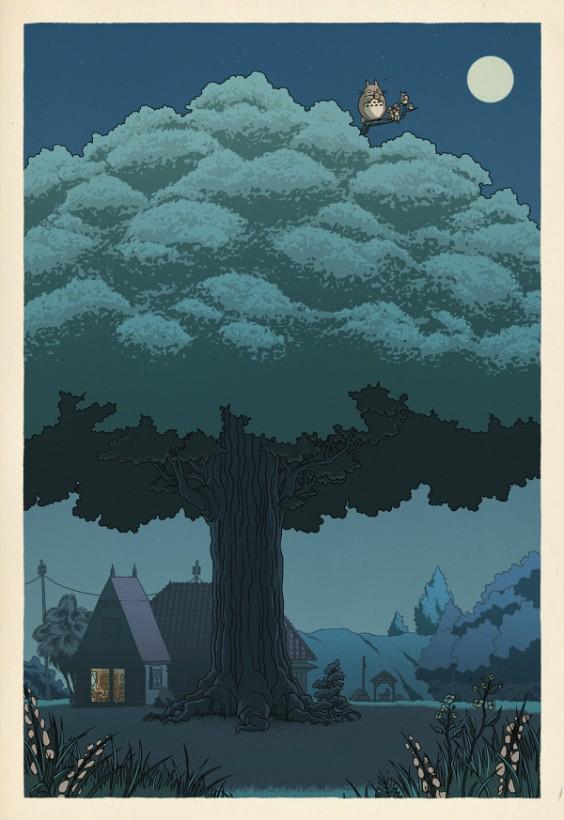 Miyazaki-estampe-japon-affiche-02