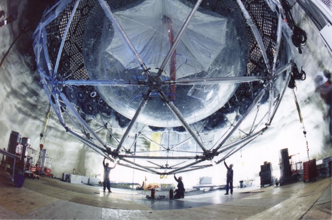 Sudbury-Neutrino-Observatory