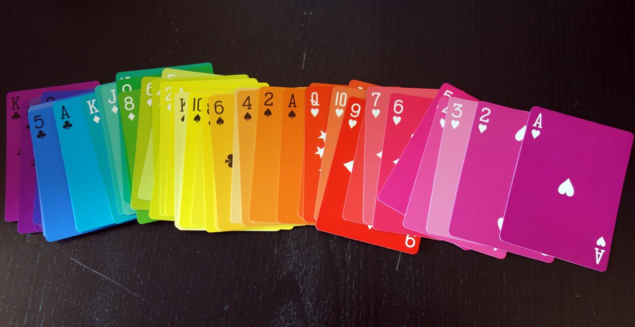 Carte jeu couleur 04 la boite verte - Jeu de peinture en ligne ...