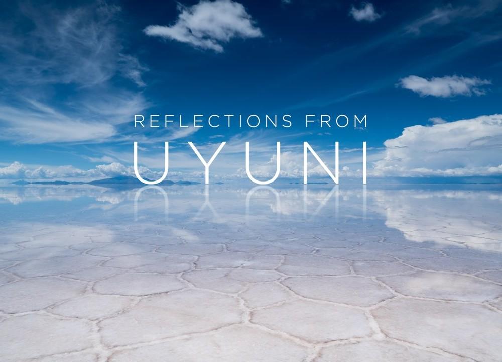 C'est beau Uyuni en Bolovie