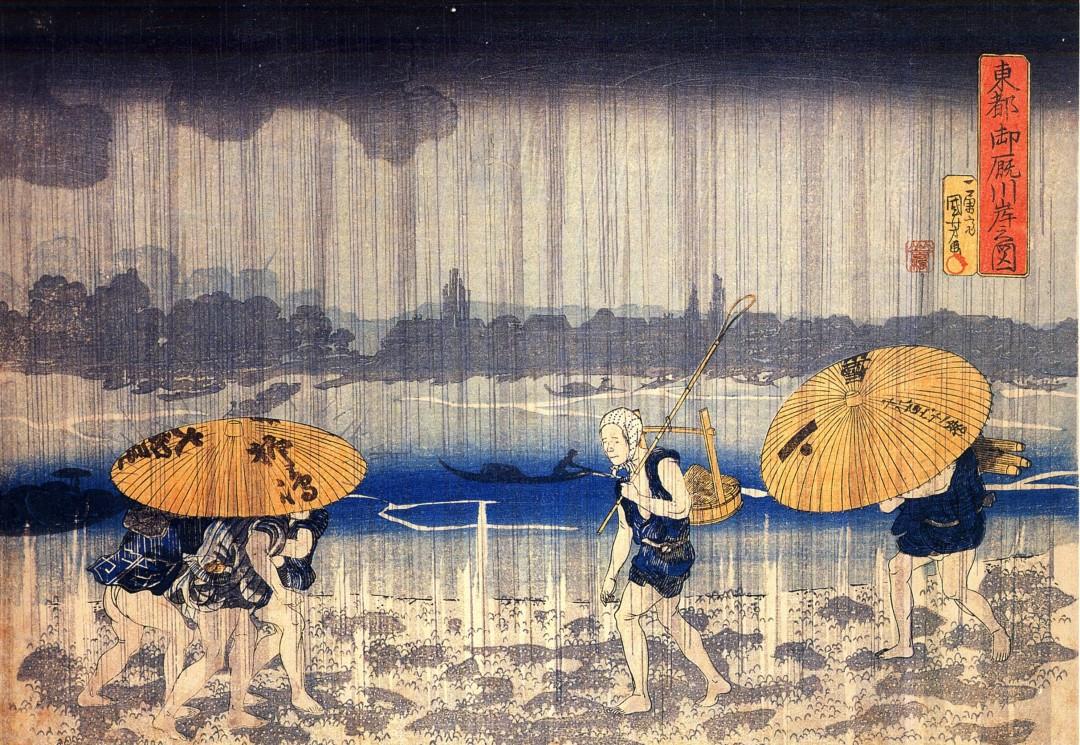eau-japon-estampe-bois-Utagawa-Kuniyoshi-01