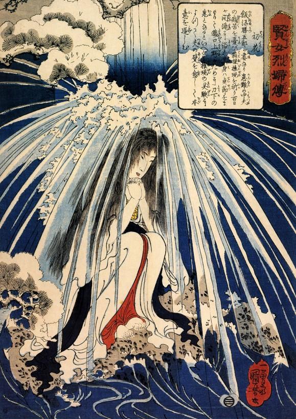eau-japon-estampe-bois-Utagawa-Kuniyoshi-06