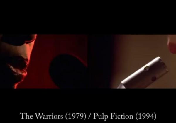 Quelques références visuelles de Tarantino