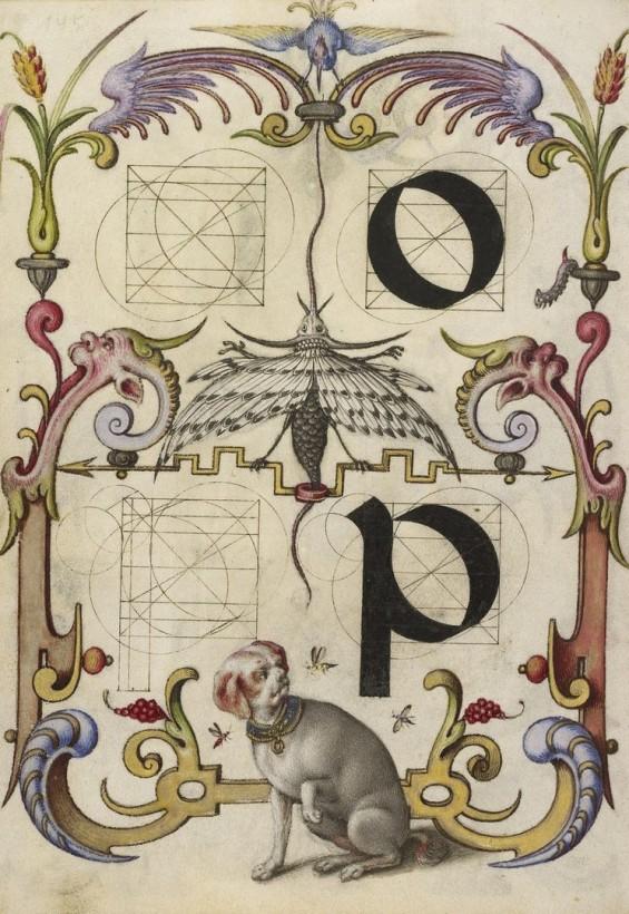 Hoefnagel-typographie-police-construction-minuscule-symbole-13