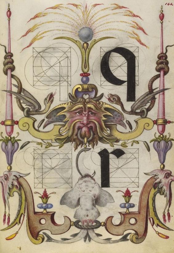 Hoefnagel-typographie-police-construction-minuscule-symbole-14