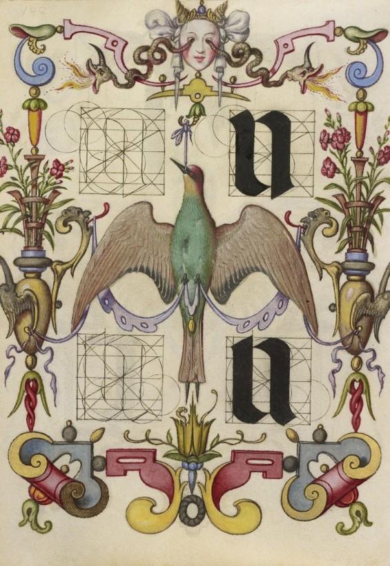 Hoefnagel-typographie-police-construction-minuscule-symbole-17