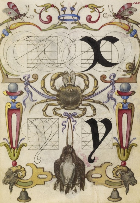 Hoefnagel-typographie-police-construction-minuscule-symbole-18