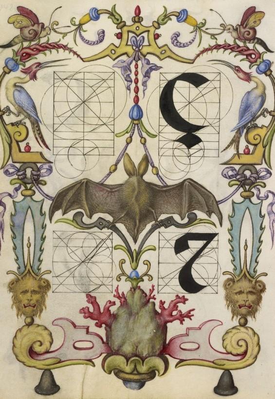 Hoefnagel-typographie-police-construction-minuscule-symbole-19