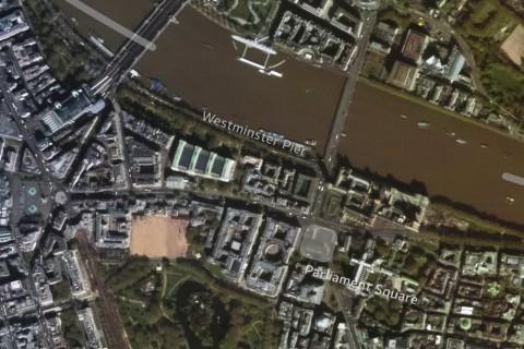 Des villes filmées en HD depuis l'espace