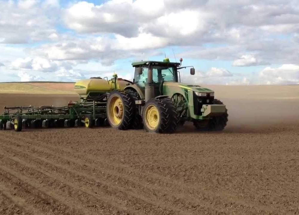 L'avenir de l'agriculture est déjà là avec des tracteurs autonomes