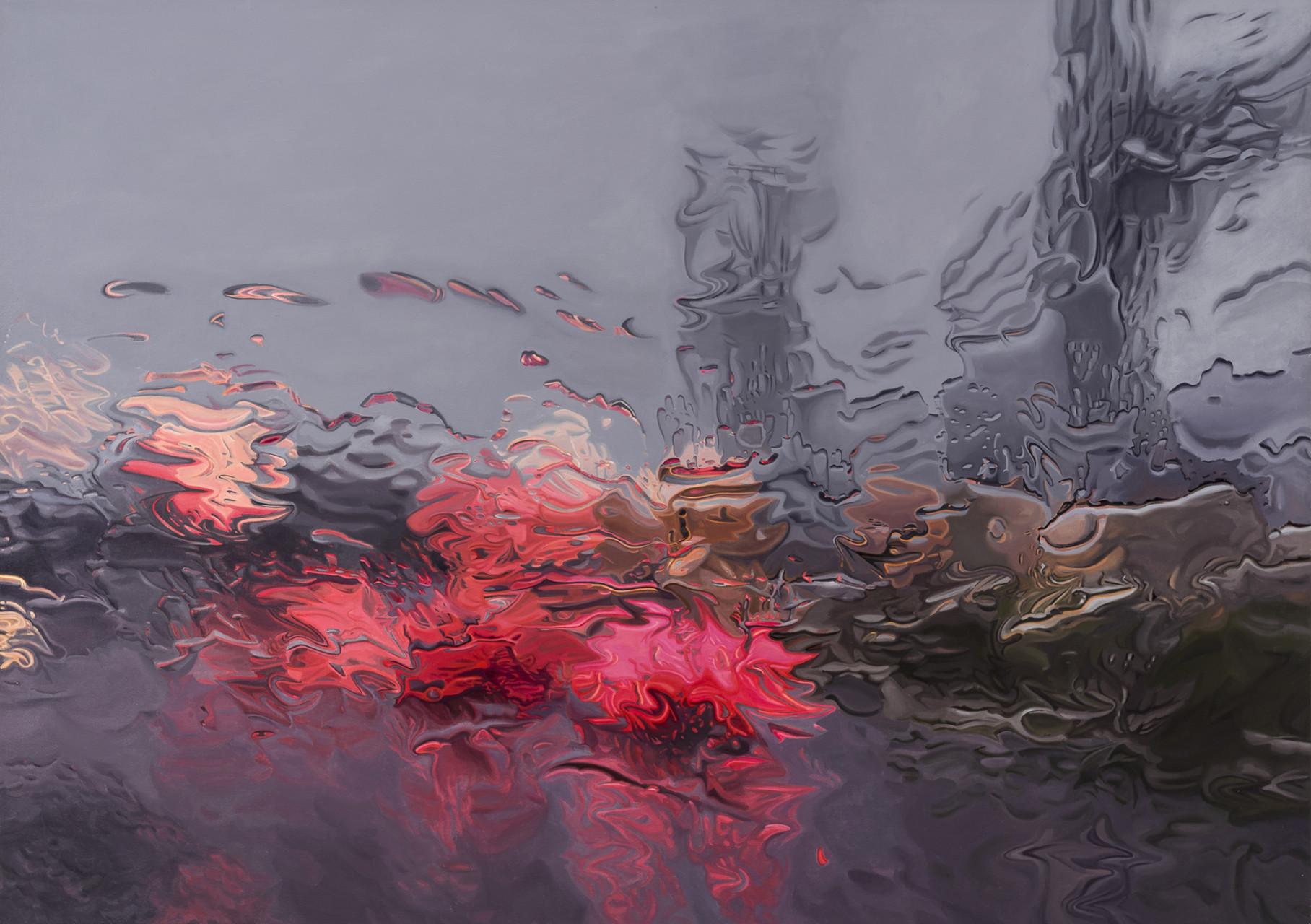 Pluie Vitre Voiture Peinture 01 La Boite Verte
