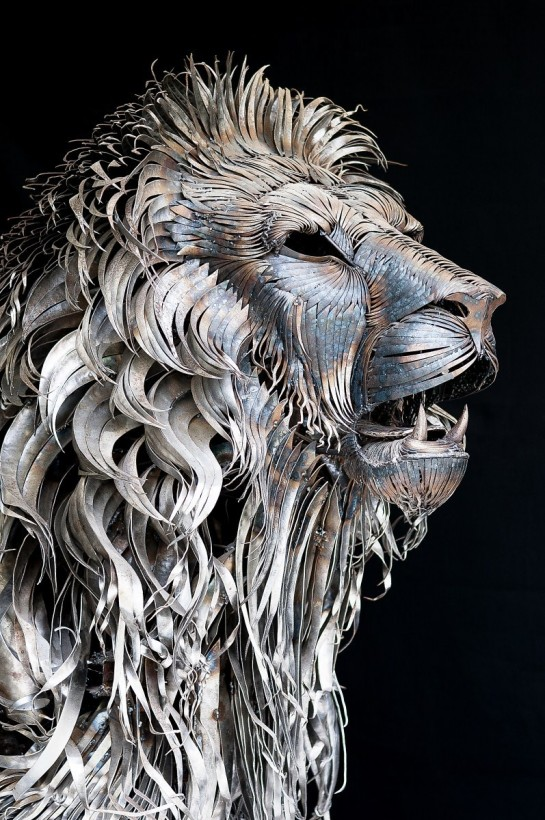 sculpture-animal-metal-12