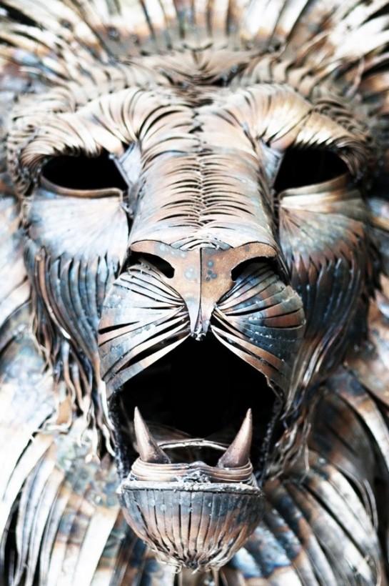 sculpture-animal-metal-13