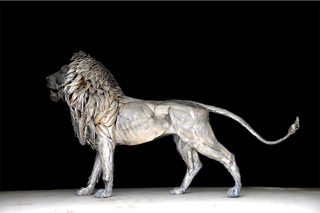 sculpture-animal-metal-14