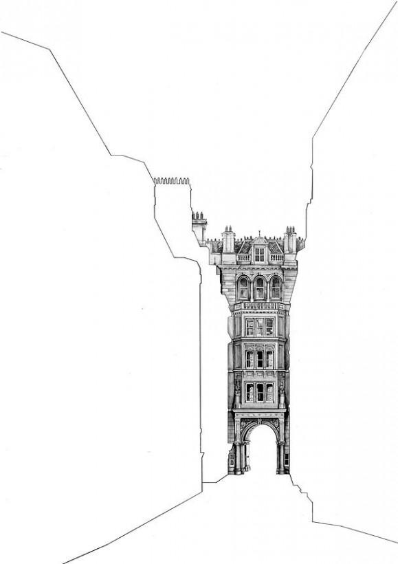 Middle Temple Lane - Londres