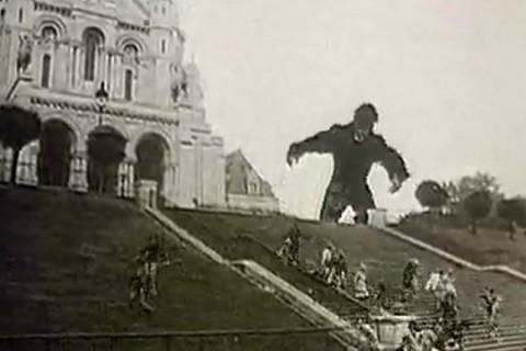 King Kong à Paris