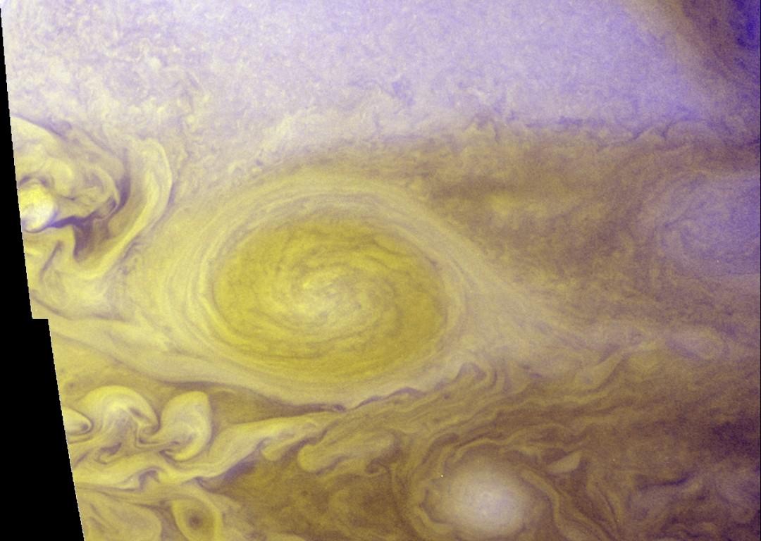 Au passage elle a survolé Jupiter le 28 février 2007