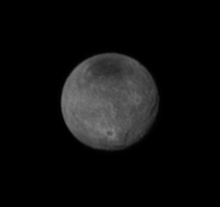 Charon le 15 juillet 2015