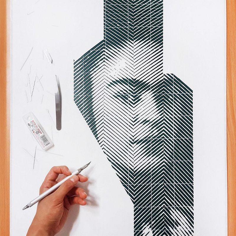 portrait-decoupe-papier-08