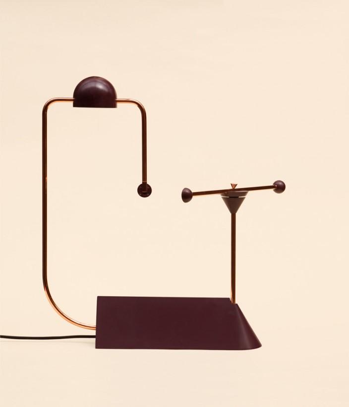 des lampes qui symbolisent leur fonctionnement. Black Bedroom Furniture Sets. Home Design Ideas
