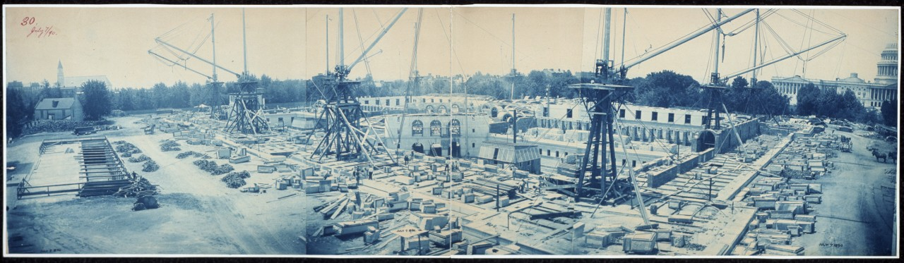 05Construction-of-The-Library-of-Congress-Washington-DC-July-7-1890