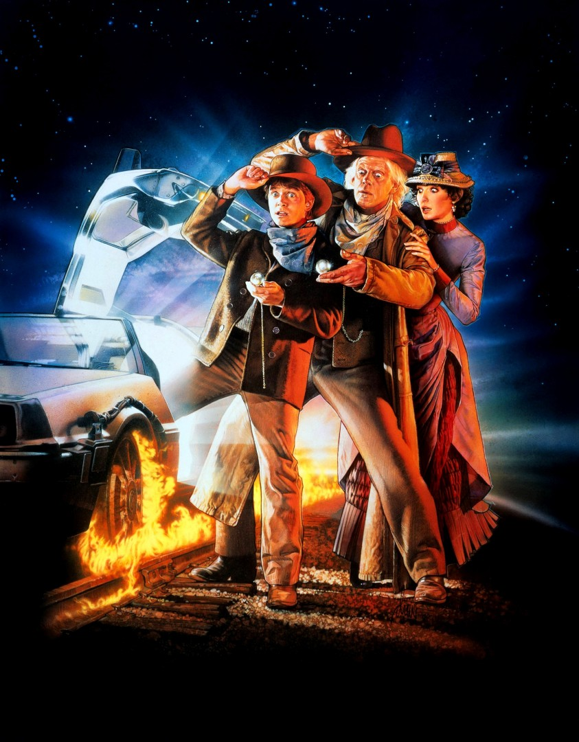 08 - Back to the Future Part III