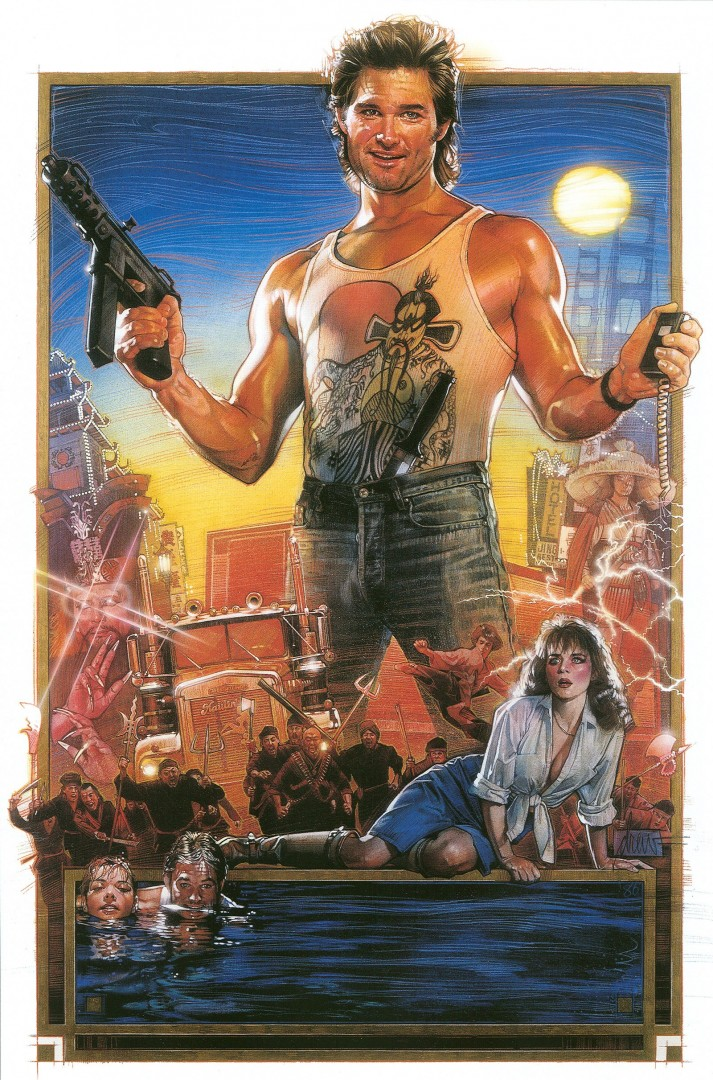 10 - Big Trouble in Little China