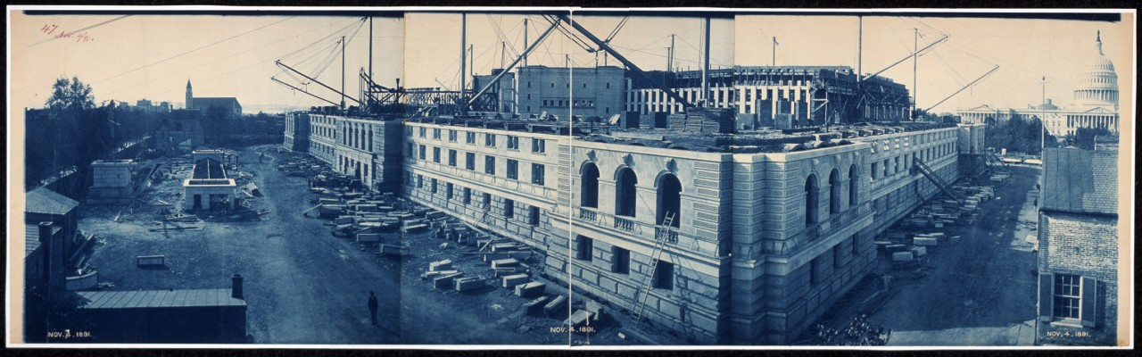 22Construction-of-the-Library-of-Congress-Washington-DC-Nov-4-1891