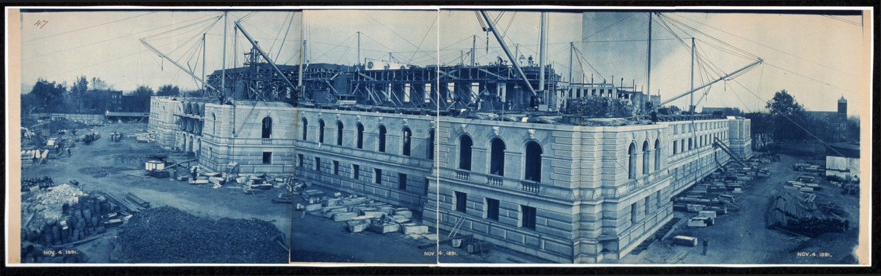 23Construction-of-The-Library-of-Congress-Washington-DC-Nov-4-1891-2