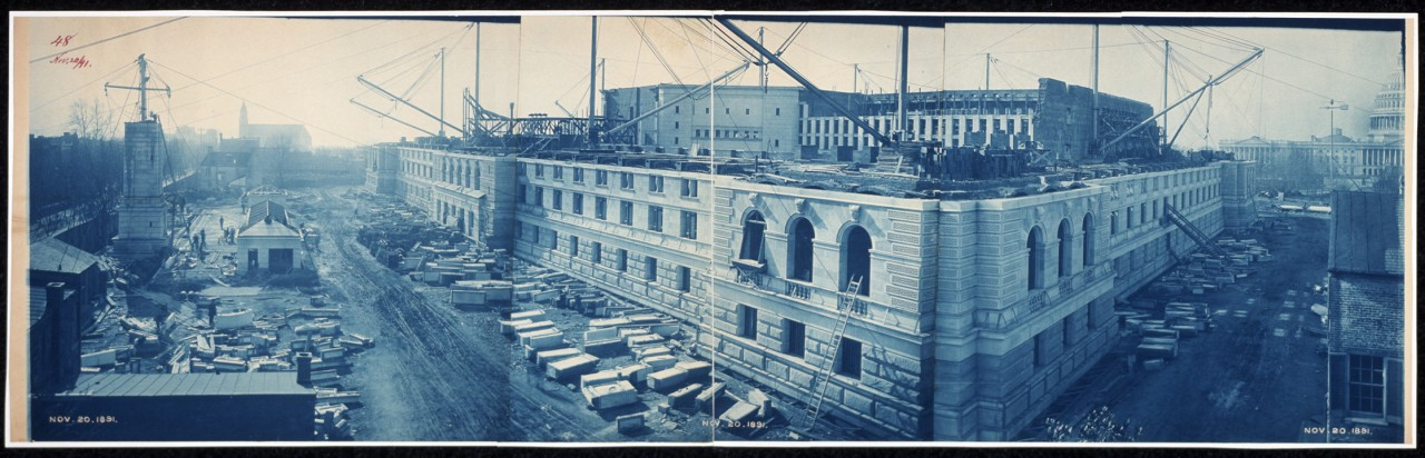 24Construction-of-the-Library-of-Congress-Washington-DC-Nov-20-1891-2