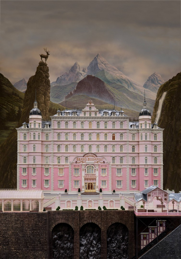 30 - The Grand Budapest Hotel