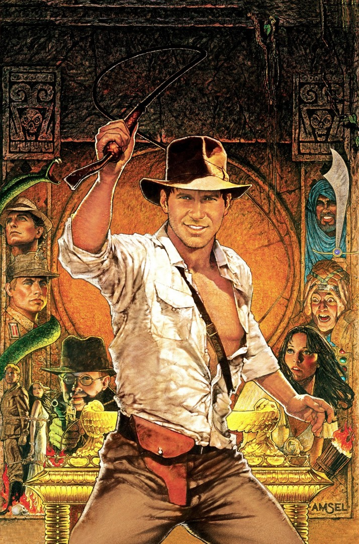 34 - Raiders of the Lost Ark