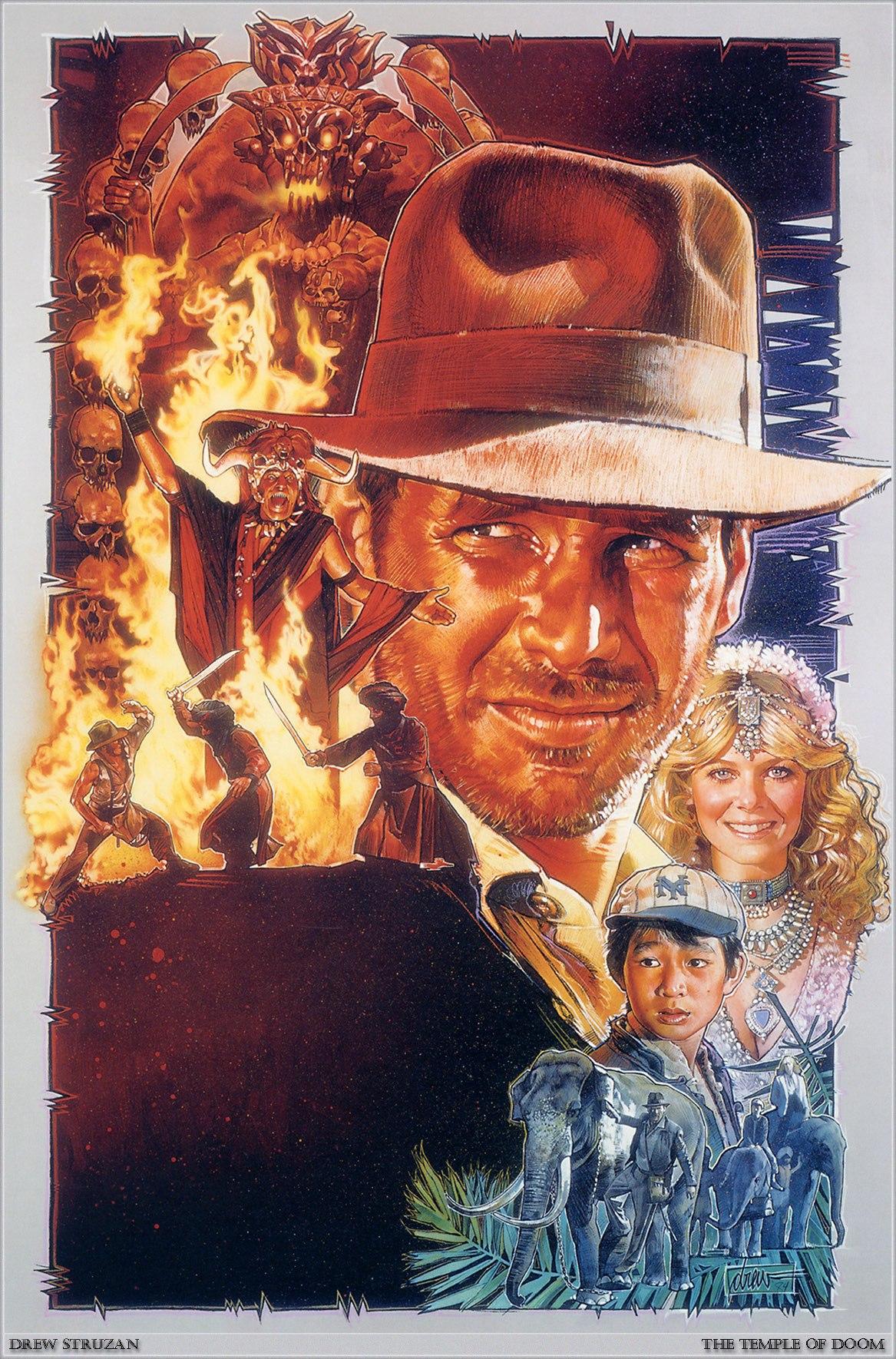 Indiana Jones Indiana Jones And The Temple Of Doom