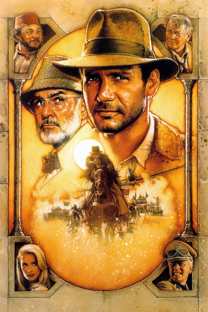 36 - Indiana Jones and the Last Crusade