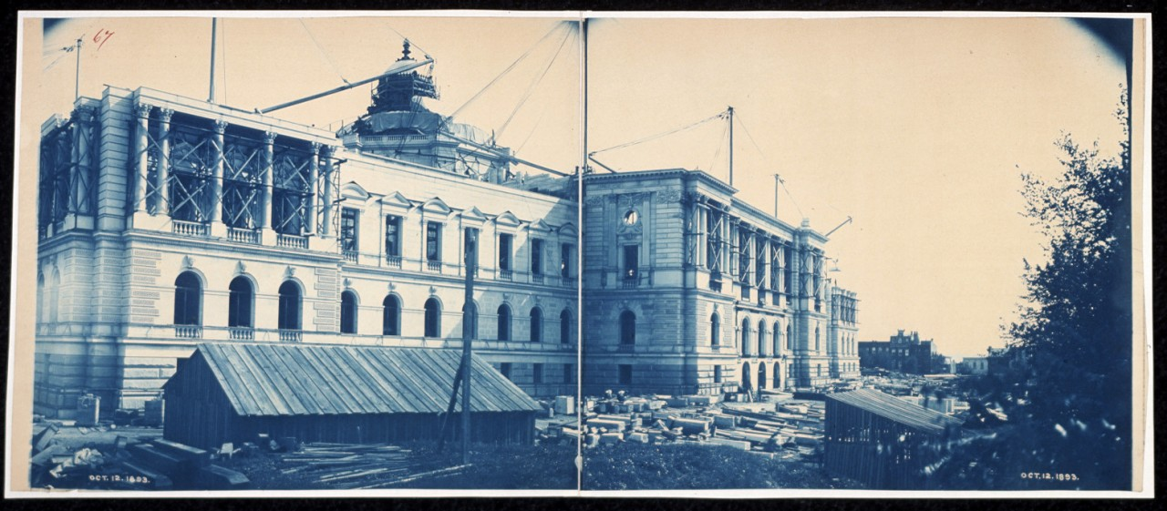 45Construction-of-the-Library-of-Congress-Washington-DC-Oct-12-1893-2