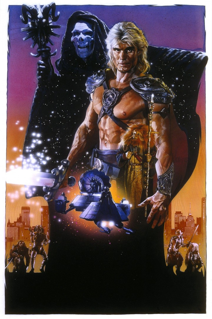 49 - Masters of the Universe