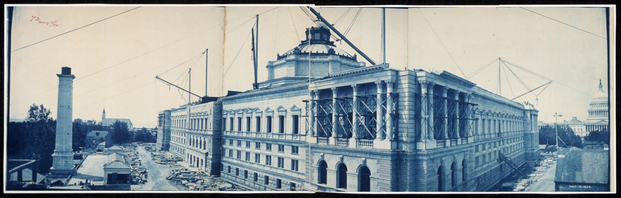 50Construction-of-the-Library-of-Congress-Washington-DC-May-15-1894-2