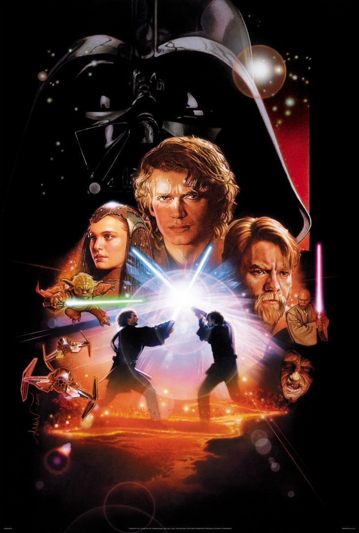 69 - Star Wars - Episode III Revenge of the Sith