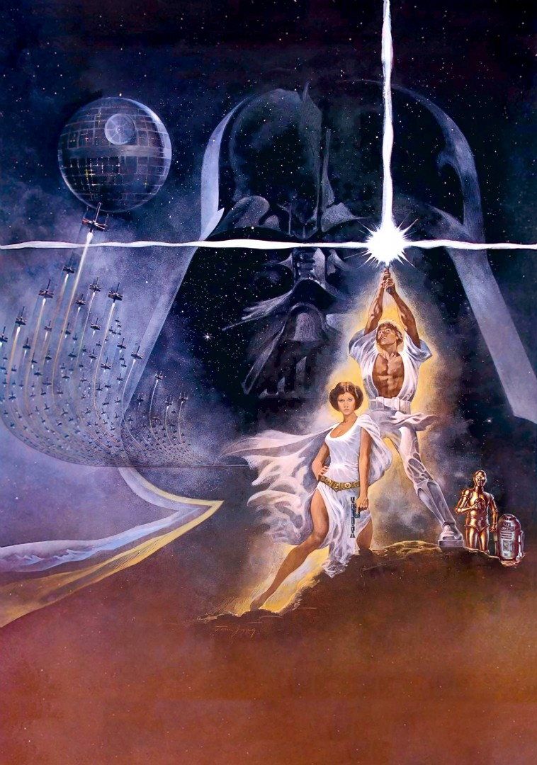 70 - Star Wars - Episode IV A New Hope