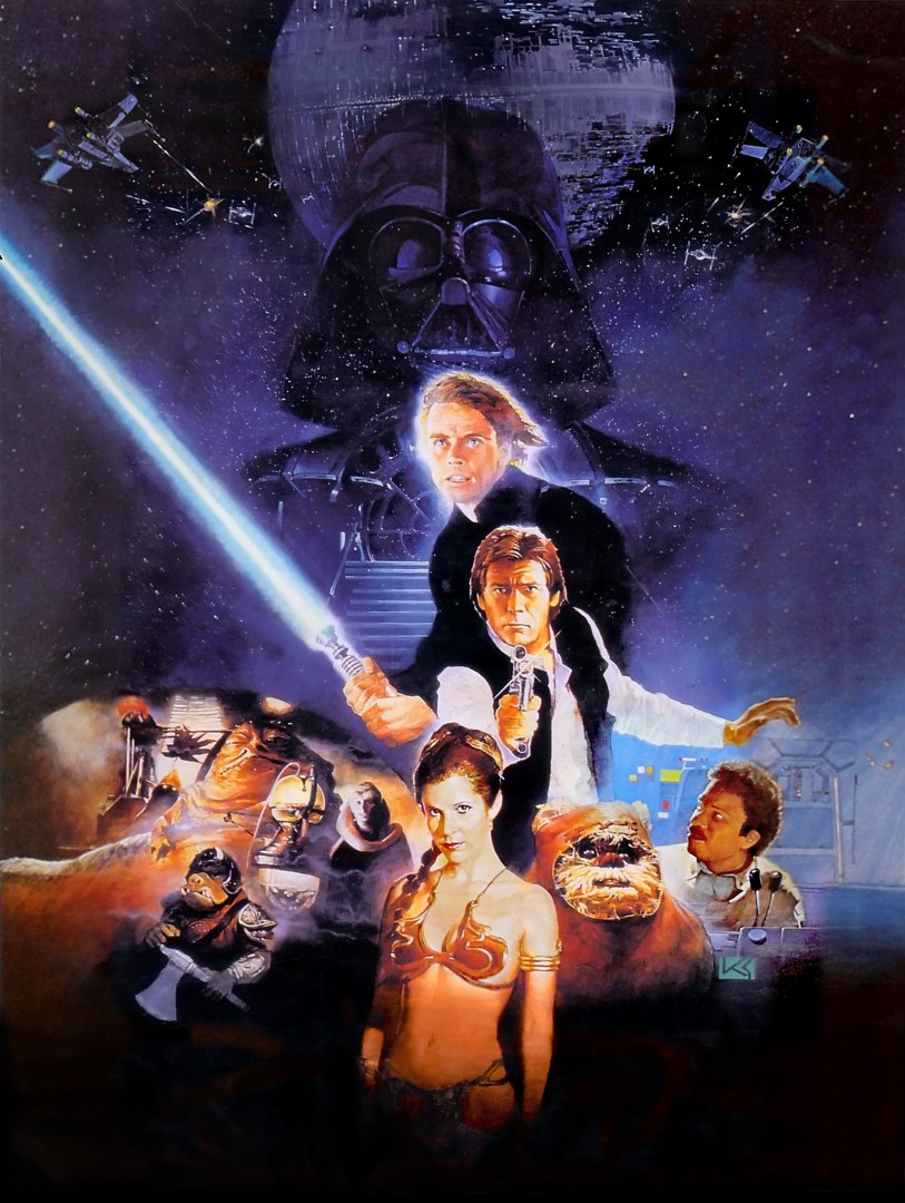 72 - Star Wars - Episode VI Return of the Jedi
