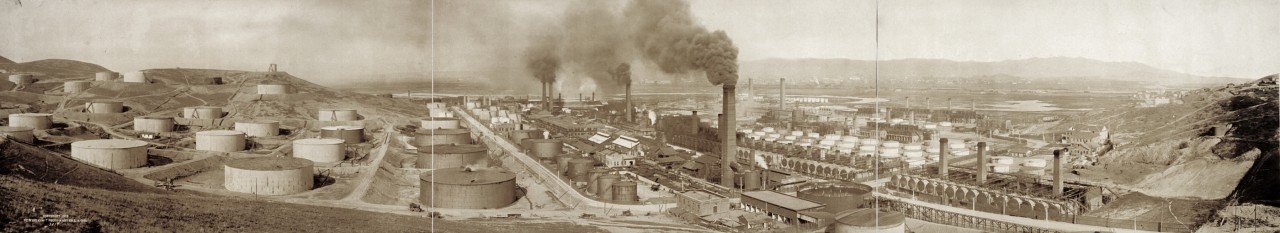 Standard Oil Company - Richmond, Californie - 1913