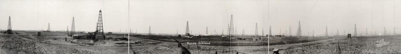 Humble Gilliland, Texas - 1919
