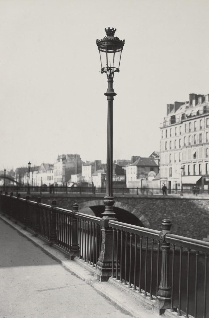 Lampadaire_Paris_Charles_Marville_Canal_Saint_Martin_1878