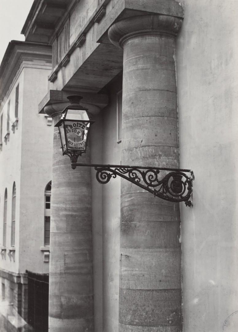 Lampadaire_Paris_Charles_Marville_Hopital_Cochin_1878