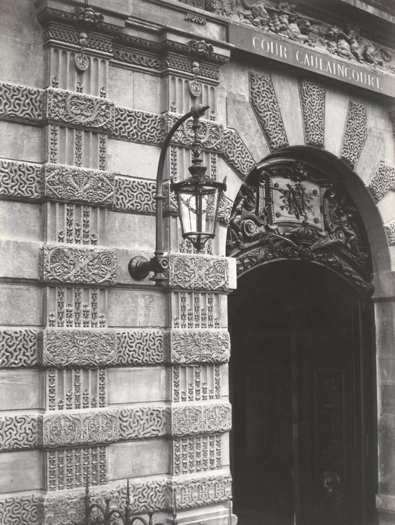 Lampadaire_Paris_Charles_Marville_Louvre_Porte_Caulaincourt_1878