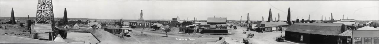 Necessity, Texas - 1920
