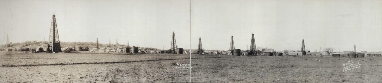 Ranger, Texas - 1919