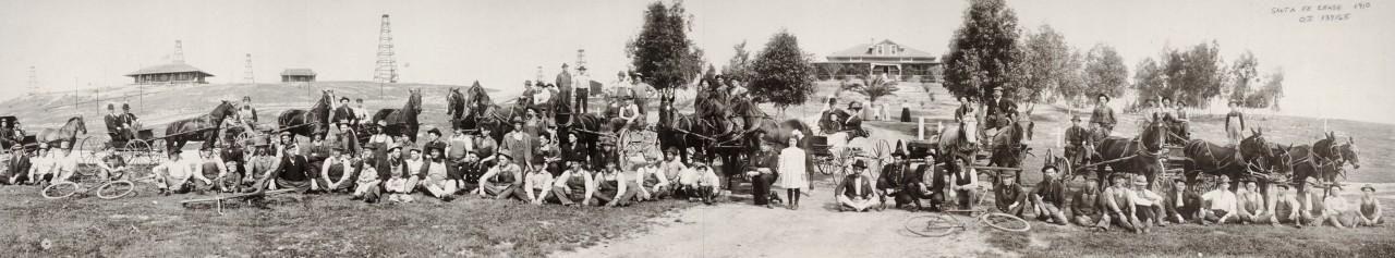 Santa Fe - 1910
