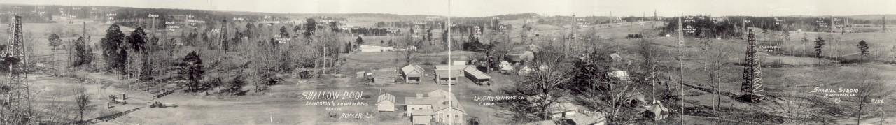 Homer - Louisiane - 1920
