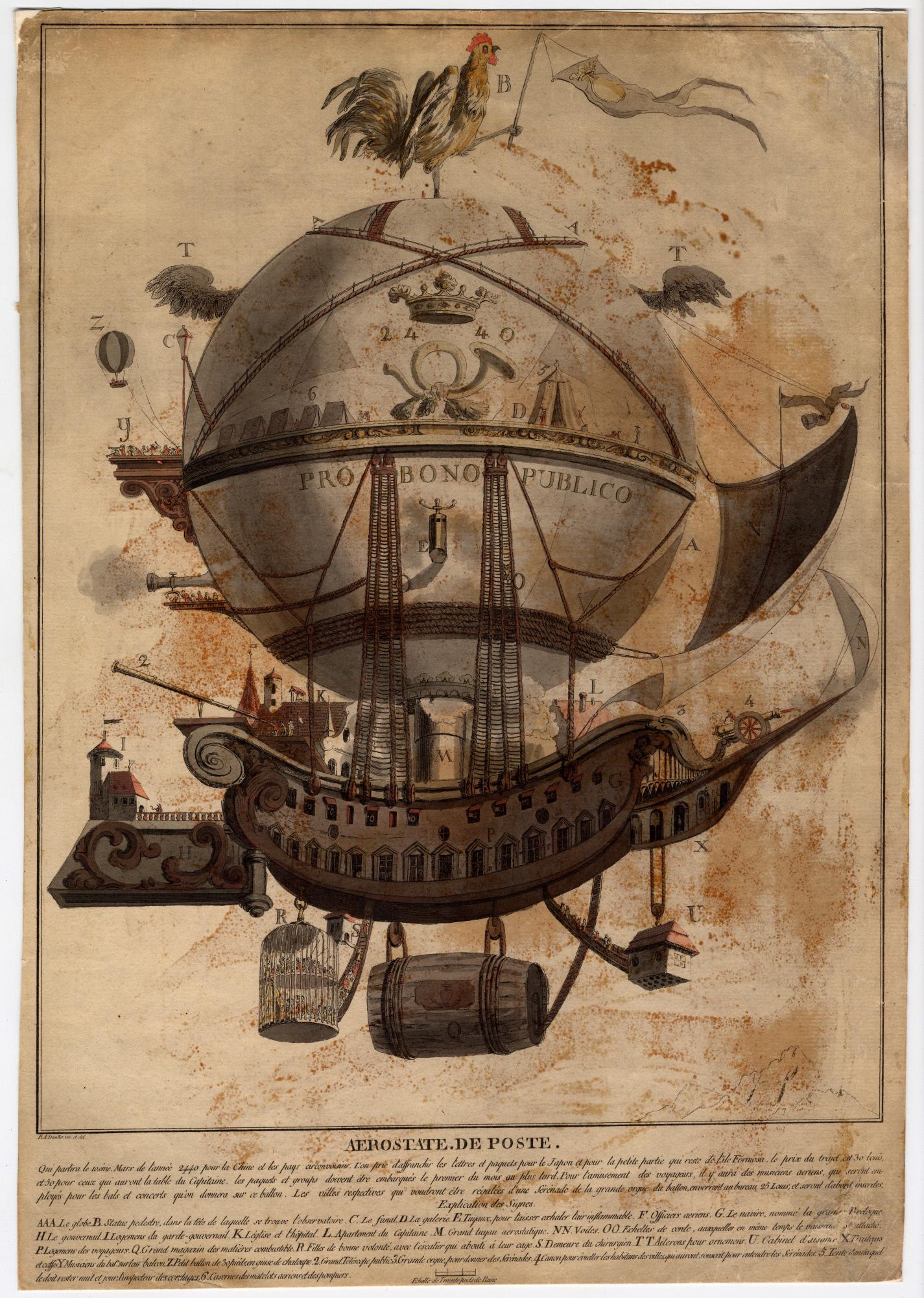 ballon-postal-2040-Balthasar-Anton-Dunker